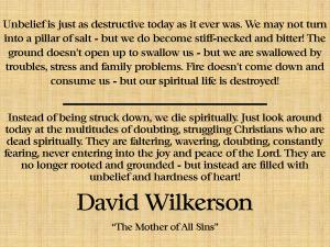 david-wilkerson-quote-on-unbelief